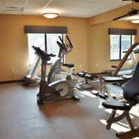 Best Western Plus College Park Hotel Fitness Center