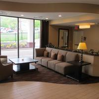 Best Western Plus College Park Hotel Lobby