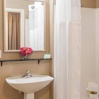 Mediterranean Inn Bathroom