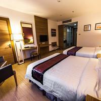 Badi'ah Hotel Guestroom