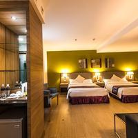Badi'ah Hotel Living Area