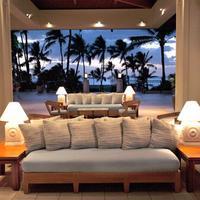 Wailea Beach Resort - Marriott Maui Lobby