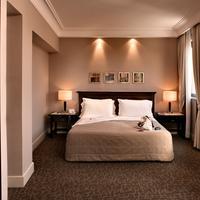 Regina Margherita Hotel Guest room