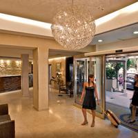 Regina Margherita Hotel Lobby