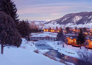 The Lodge at Jackson Hole