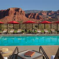 Capitol Reef Resort Pool