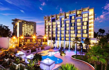 Newport Beach Marriott Hotel and Spa