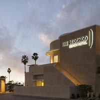 The Redondo Beach Hotel Hotel Front - Evening/Night