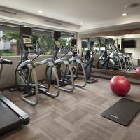 The Redondo Beach Hotel Fitness Facility
