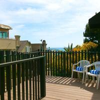 Sea View Inn at the Beach Balcony