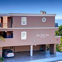 Sea View Inn at the Beach Hotel Entrance