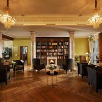 Hotel Eden Spiez Hotel Lounge