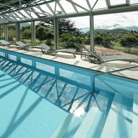 Hotel Eden Spiez Indoor Pool