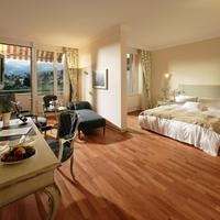 Hotel Eden Spiez Guest room