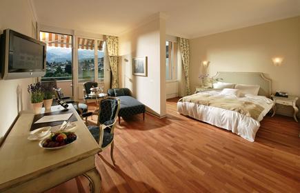 Hotel Eden Spiez