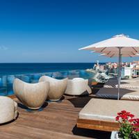 Hotel Piran Heaven terrace