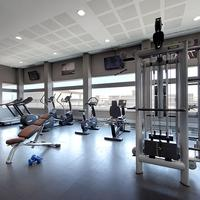 Eurostars Grand Marina Fitness Facility
