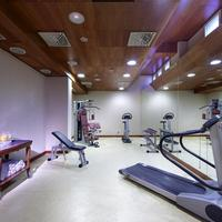 Eurostars Gran Madrid Fitness Facility