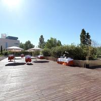 Eurostars Gran Madrid Porch