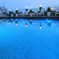 Eurostars Panama City Pool
