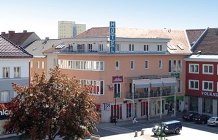 Hotel am Kapuzinerplatz