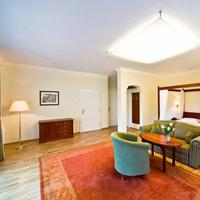 Parkhotel Billroth Guestroom