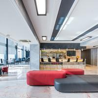 Sallés Hotel Ciutat del Prat Lobby Lounge