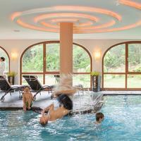 Hotel Weihrerhof Indoor Pool