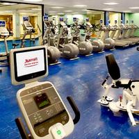Boston Marriott Newton Health club