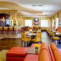 Boston Marriott Newton Bar/Lounge