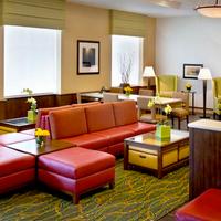 Boston Marriott Newton Guest room