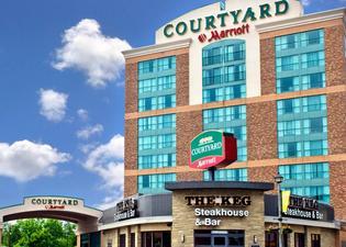 Courtyard by Marriott Niagara Falls