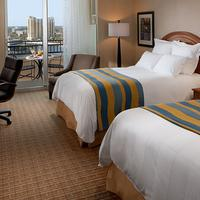 Tampa Marriott Waterside Hotel and Marina Guest room