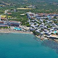 Creta Maris Beach Resort Aerial View