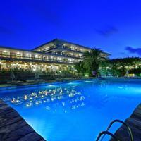 Sitia Beach City Resort & Spa Hotel Front - Evening/Night