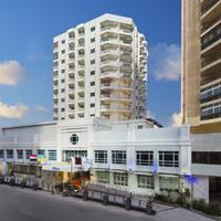 Hilton Alexandria Corniche Hotel Front