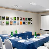 Hotel Abba Playa Gijon Sala de reuniones