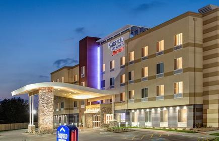 Fairfield Inn and Suites by Marriott Houston Pasadena