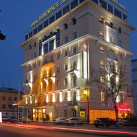 Heliopark Residence Hotel Hotel Front - Evening/Night