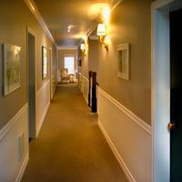 Cannon Beach Hotel Hallway