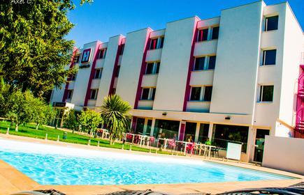 Inter-Hotel Montpellier Sud Hotelio