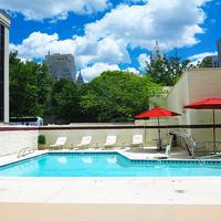 Salt Lake Plaza Hotel at Temple Square Outdoor Pool