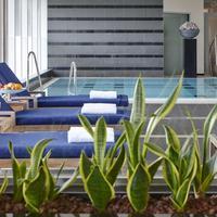 Steigenberger Airport Hotel Amsterdam Indoor Pool