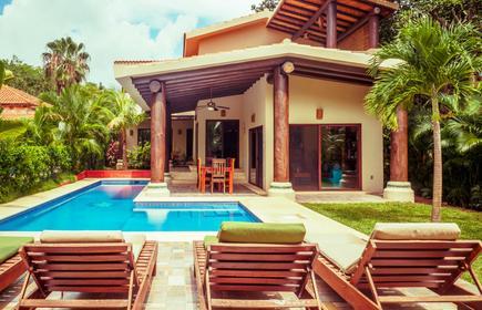 Casa Dos Papagayos