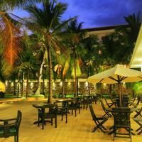 Lotus Blanc Resort Le Blanc Restaurant - Alfreshco Terrace