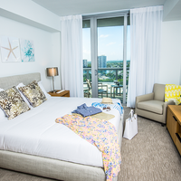 Beachwalk Resort Guestroom