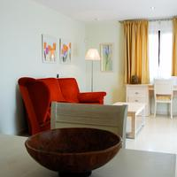 Hotel Daniya Denia Living Area