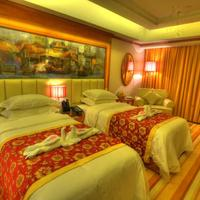 Six Seasons Hotel Twin bed lake view