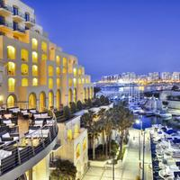 Hilton Malta Exterior