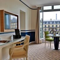 Fraser Suites Le Claridge Champs-elysées Guest room